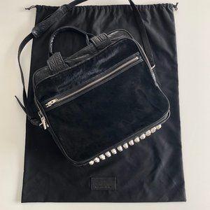 ALEXANDER WANG Millie Bag Black Leather Crossbody